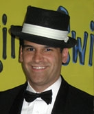 Ryan Baker as Frank Sinatra