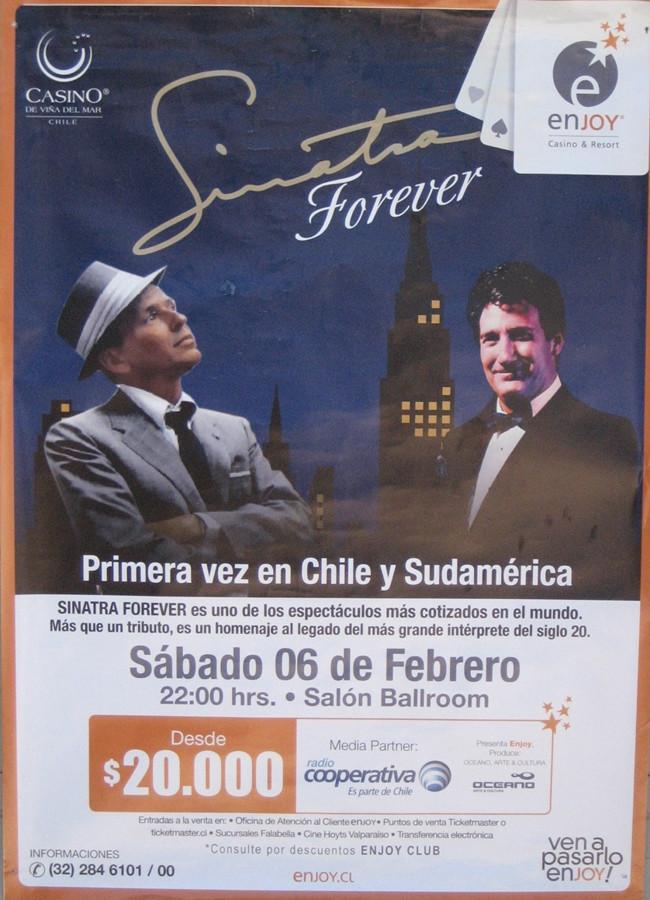 Sinatra por Siempre - Chile #2